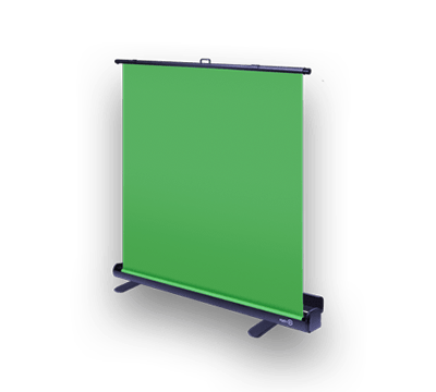 Green Screen - Collapsible Chroma Key Panel