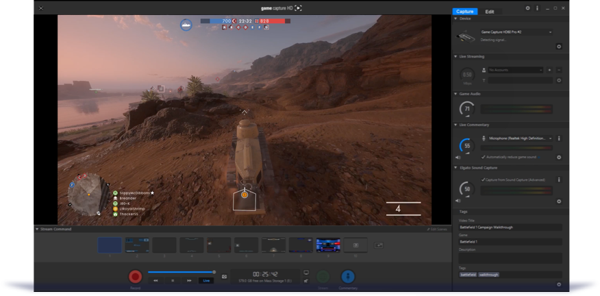 diamond hd game capture software download