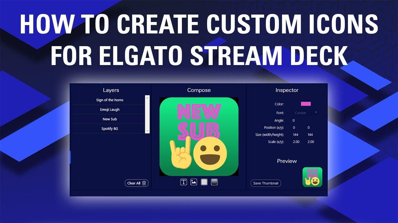 Stream Deck How It39s Made Electrical Wires Youtube Created With Sketch