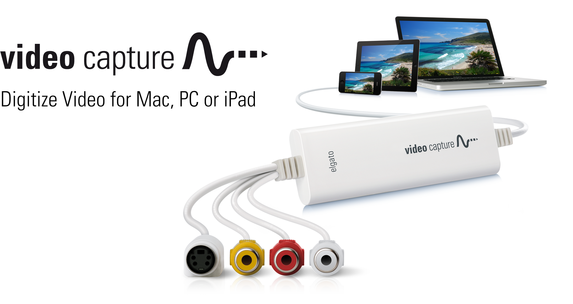 Video capture elgato ccuart