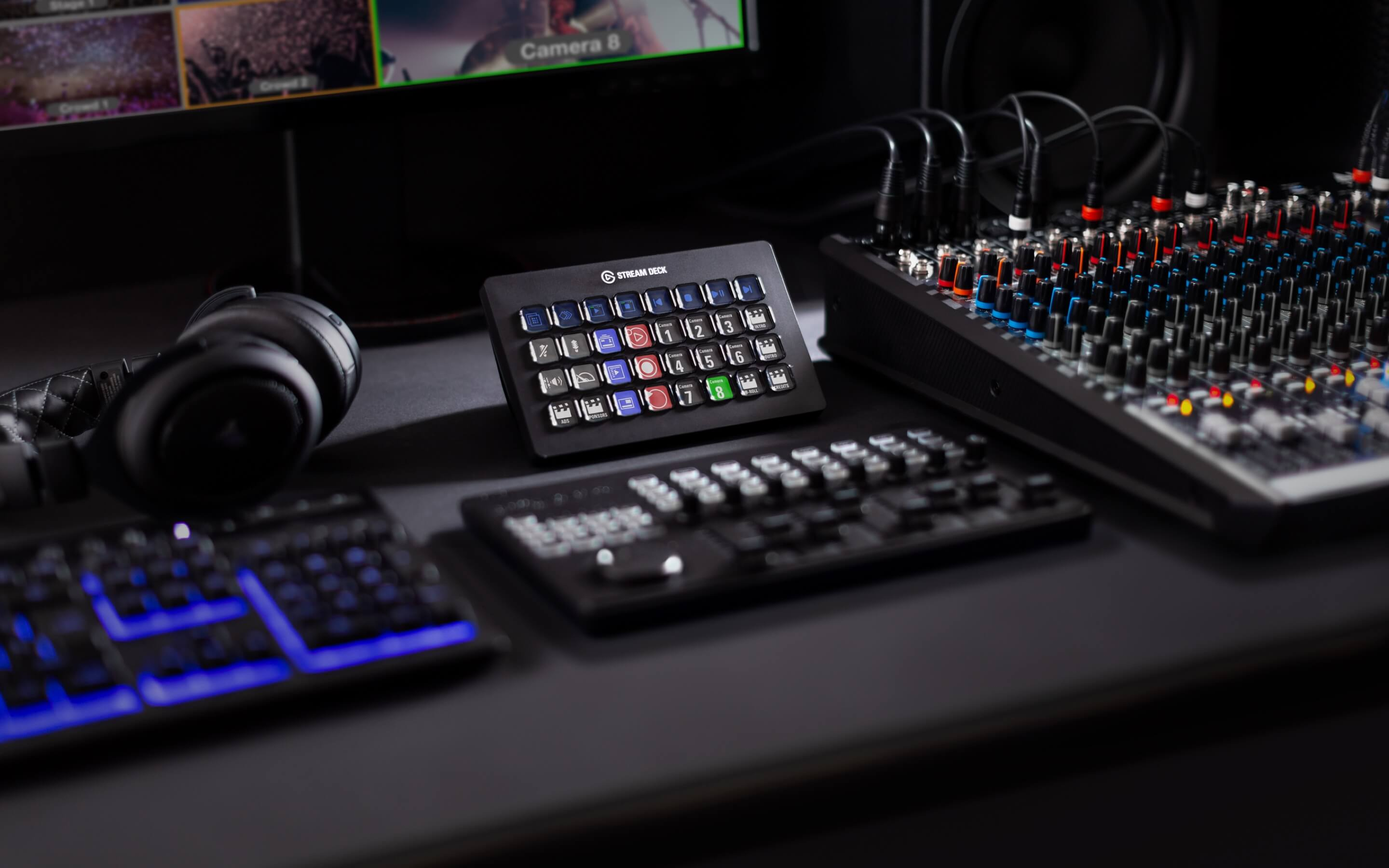 Stream Deck XL | elgato com